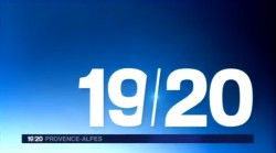 Yogane au 19 20 de France 3