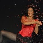 Yogane, magicienne dans son solo