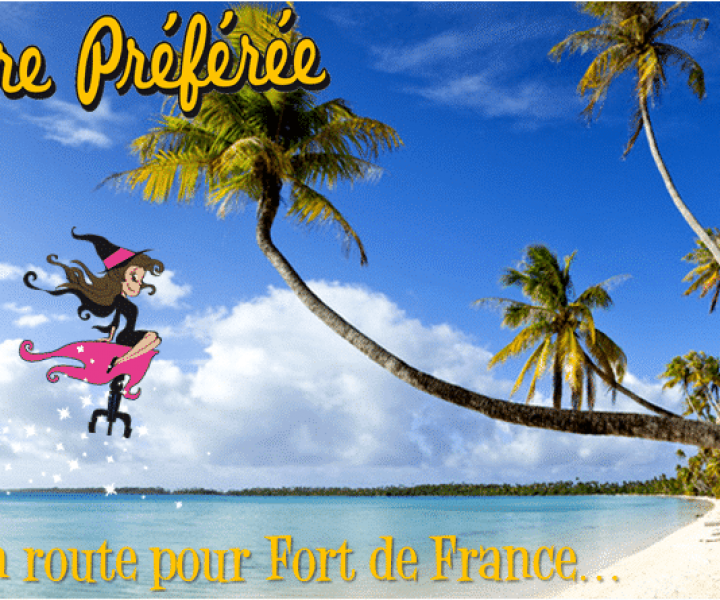 La magie arrive en Martinique sur le balais magique de Yogane