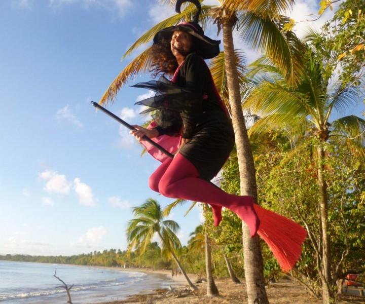 Yogane lévitation balai Martinique