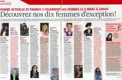 Yogane - Femme Actuelle fev 2014