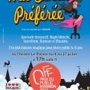 Ma Sorcière Préférée au Festival d'Avignon 2014