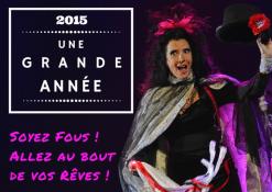 Voeux 2015 de Yogane magicienne