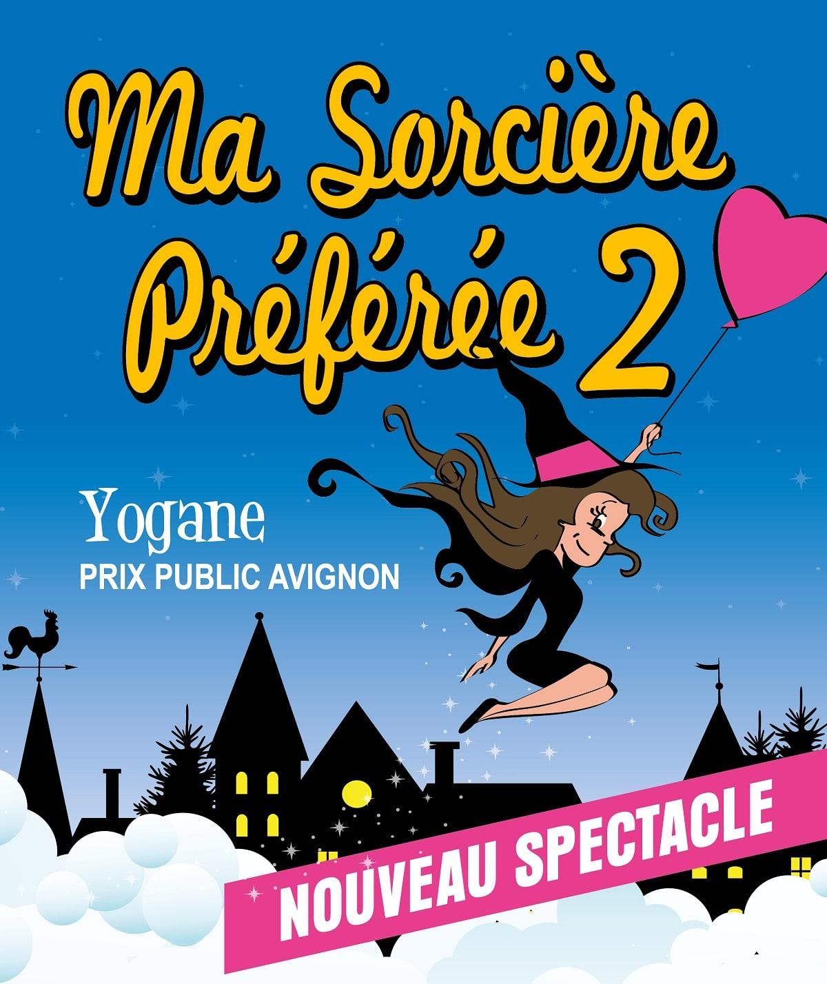 Ma Sorcire Prfre 2 Spectacle De Magie Pour Les Enfants