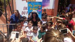 Yogane magicienne au Marrakech du Rire 2016