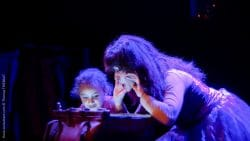 Ma Sorcière Préférée 2 par Yogane magicienne - spectacle de magie tout public - Photographe : Thomas Thiébaut - http://www.theia-consultant.com