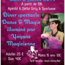 Yogane au Magic Day le 8 juillet