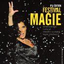 Yogane au Festival de Magie Cercle Magique Robert-Houdin de Normandie