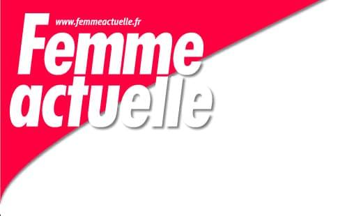 """Résultat de recherche d'images pour """"magazine femme actuelle logo"""""""