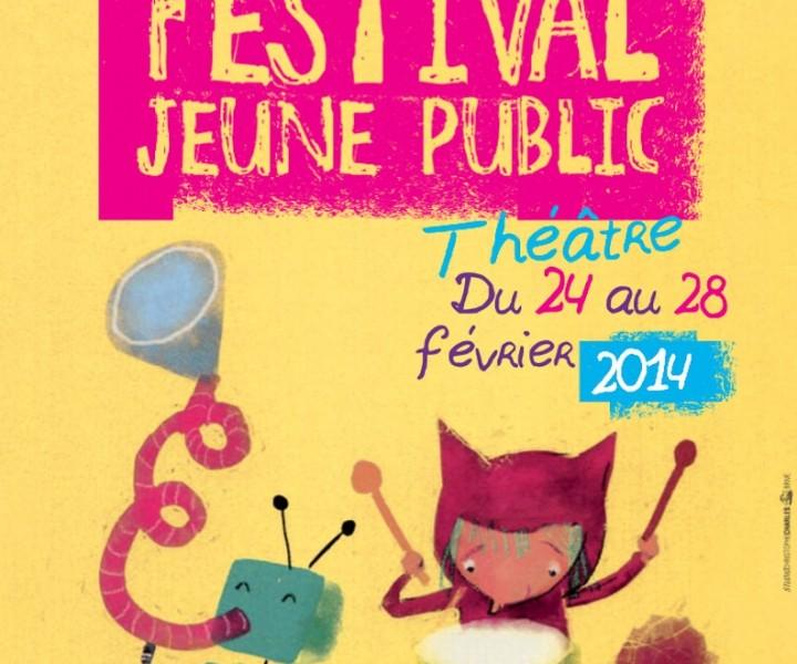 Festival Théâtre Jeune Public, Brive