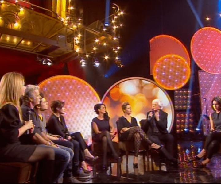 France 2 invite Yogane, femme d'exception 2013 à partager sa passion de la magie en compagnie de Franck Dubosc