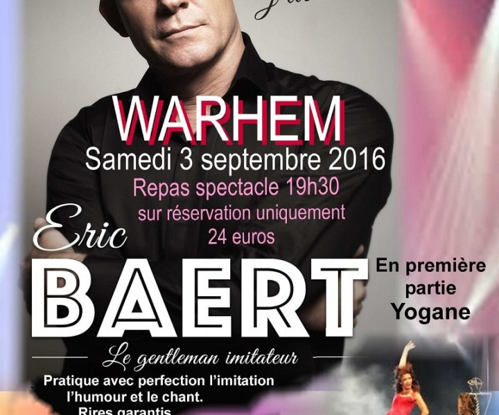 Spectacle Magicienne Warhem