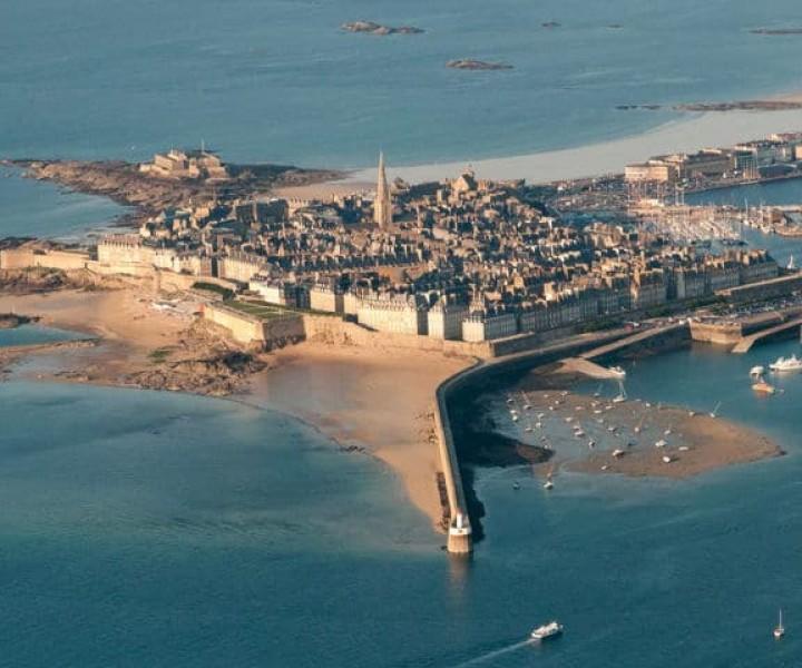 Saint Malo photo Berthier