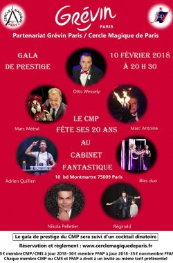 Gala CMP 20 ans
